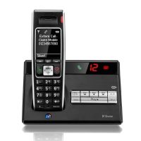BT Diverse 7450 Single Digital Cordless With Answer Machine